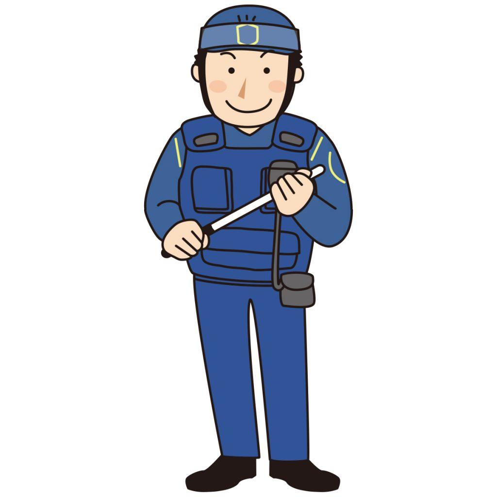 3号警備(輸送車警備業務)